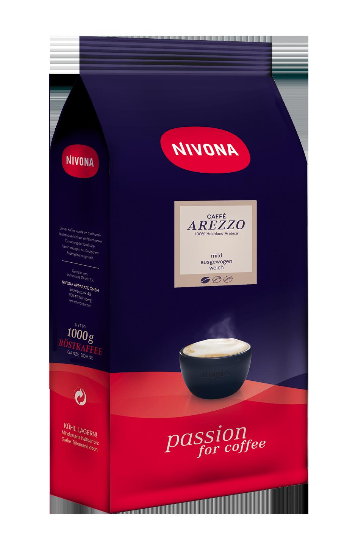 CAFFÈ AREZZO (100% arabika wysokogórska)